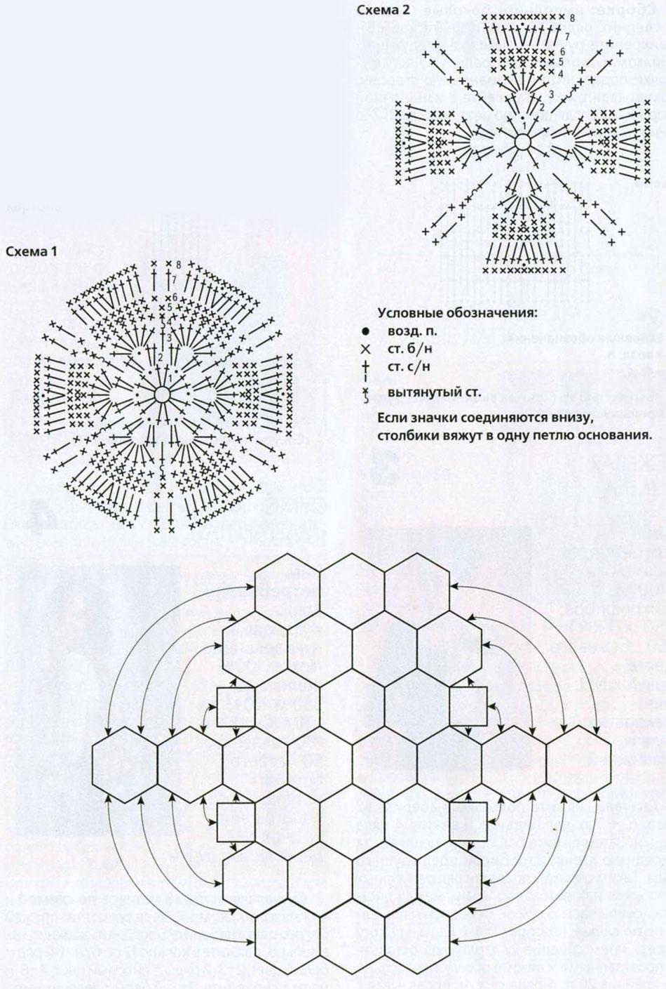 Dorable Crochet Patrón De La Bolsa De Flores Imágenes - Ideas de ...