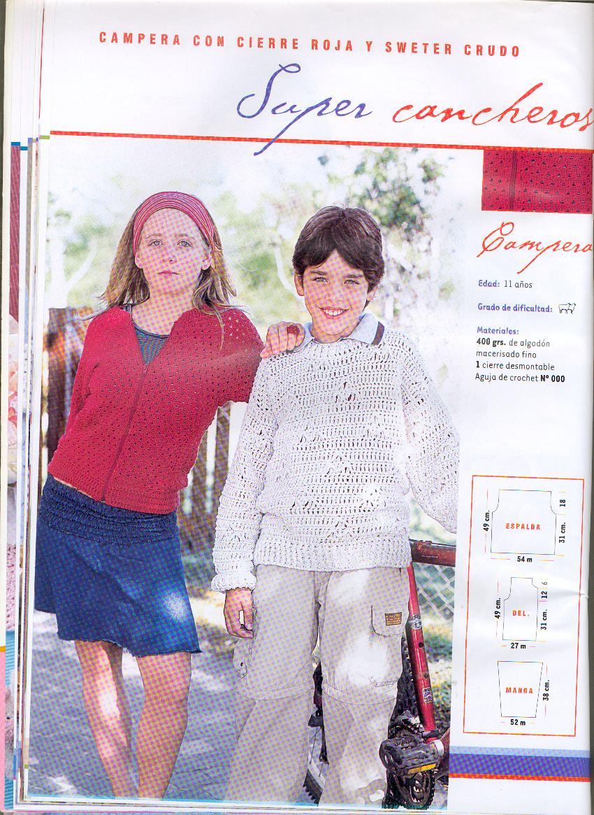 Excelente Patrones Libres De Tiempo De Crochet De Edad Cresta ...