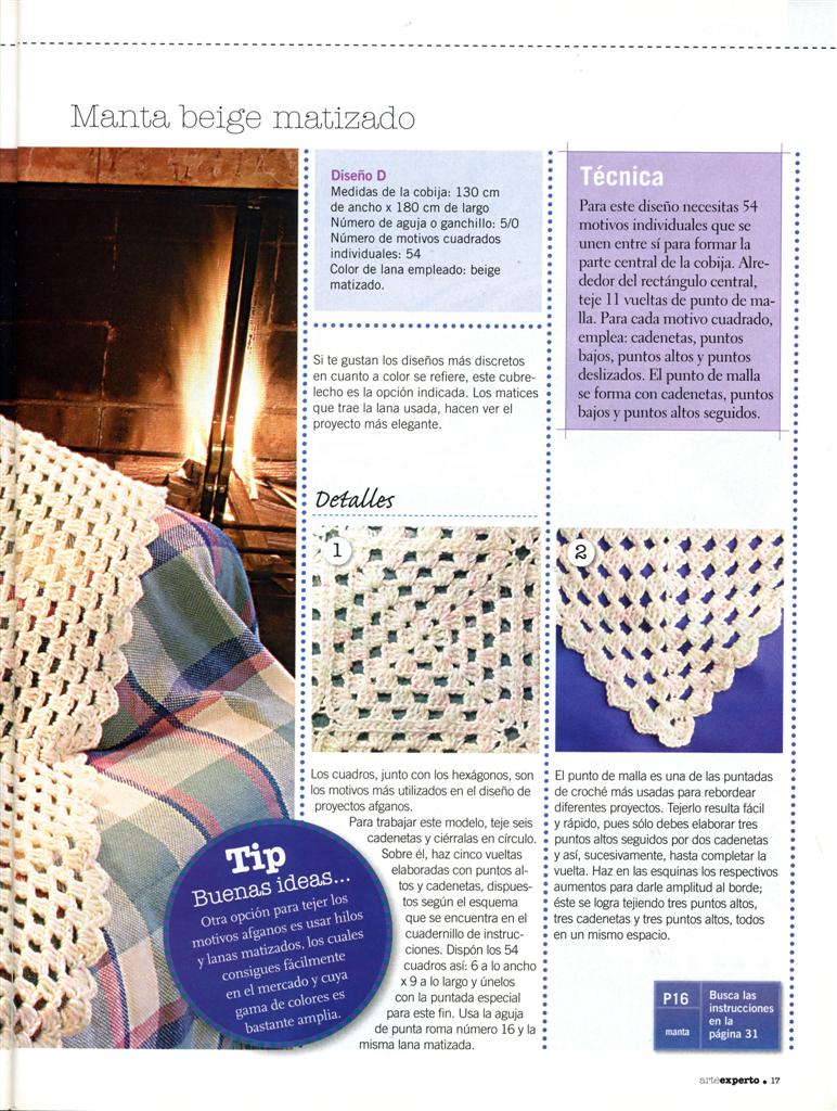 Descargar revista de crochet gratis - Crochet Patrones