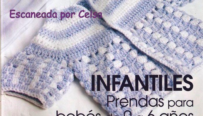 Ropa bebe en crochet con esquemas - Crochet Patrones