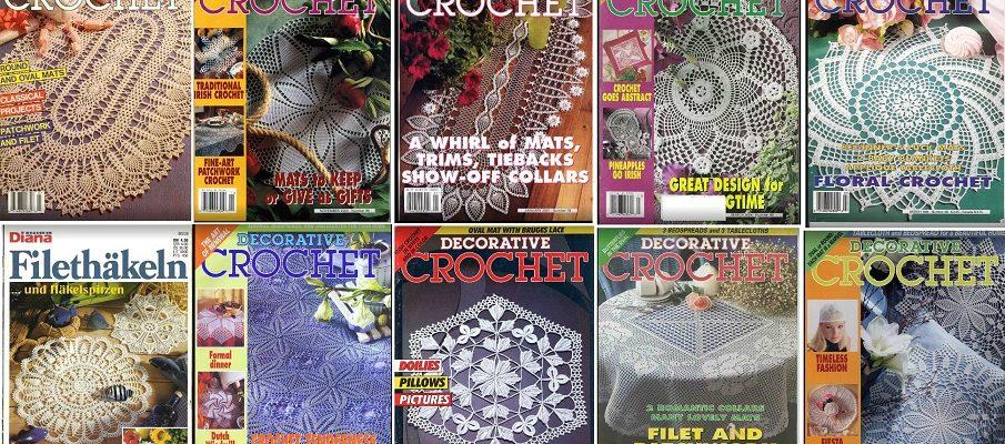 Revistas de crochet para descargar gratis - Crochet Patrones