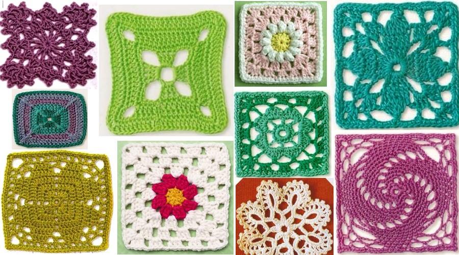 Cuadros tejidos a crochet ➤ PASIÓN DE TEJER 🌻➤ Crochet Patrones