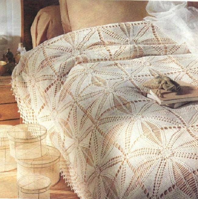 Mantas tejidas ➤ TEJER CROCHET ➤ Crochet Patrones