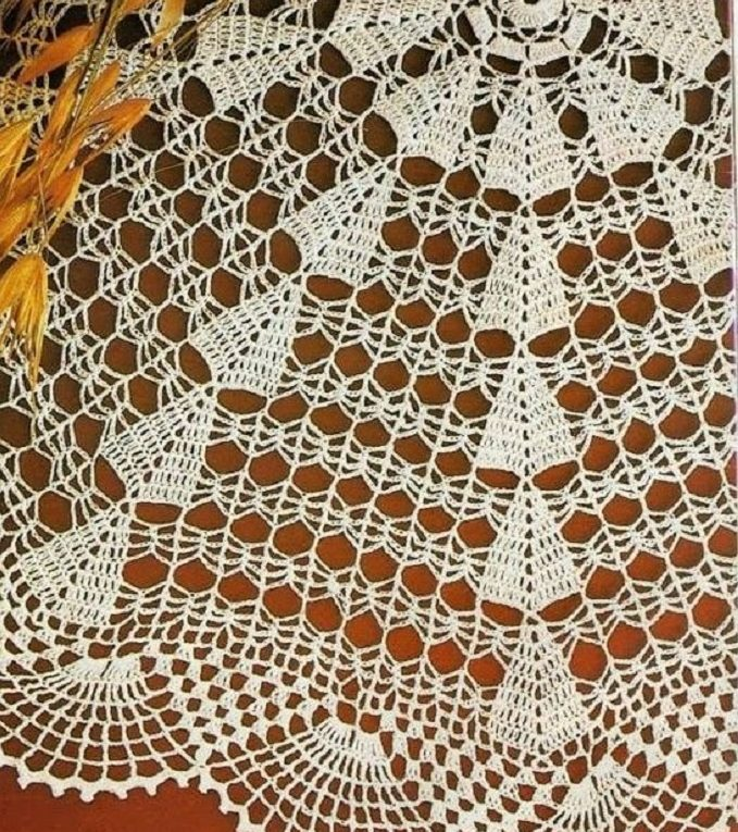 Tapetes de crochet ➤ TEJER ES ARTE ➤ ⋆ Crochet Patrones