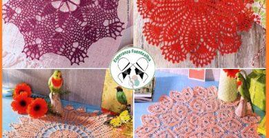 Tejidos al crochet el mejor blog de esquemas y patrones - Trabajos manuales de ganchillo ...